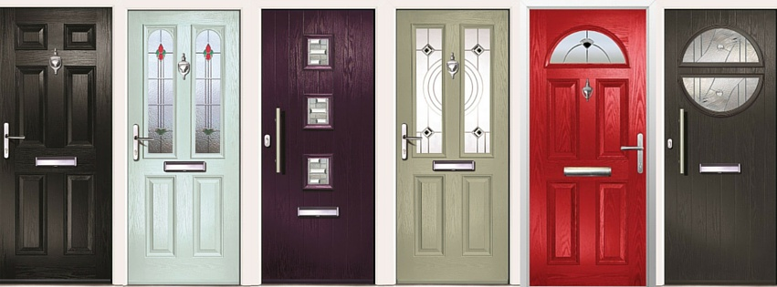 What's the deal with composite doors?