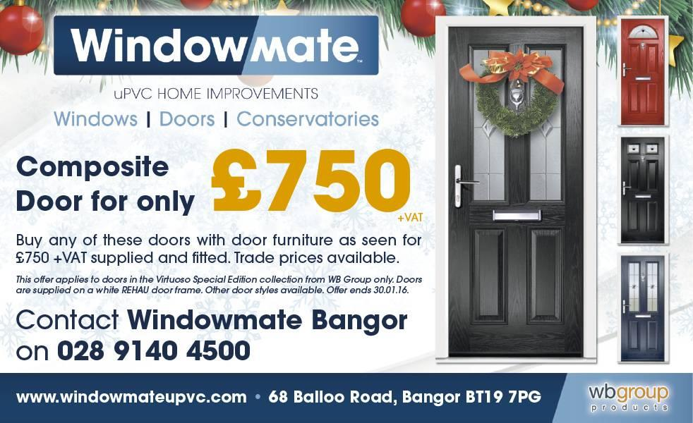Composite Door for only £750