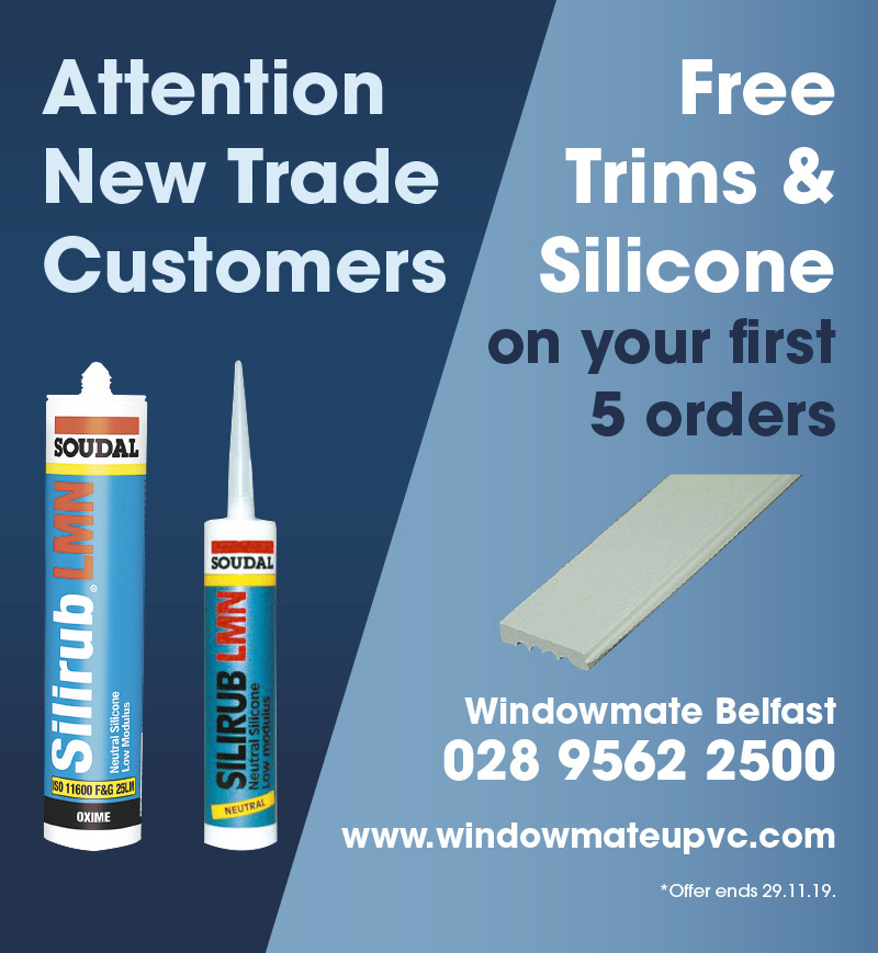 Free Trims and Silicone on your First 5 Orders!