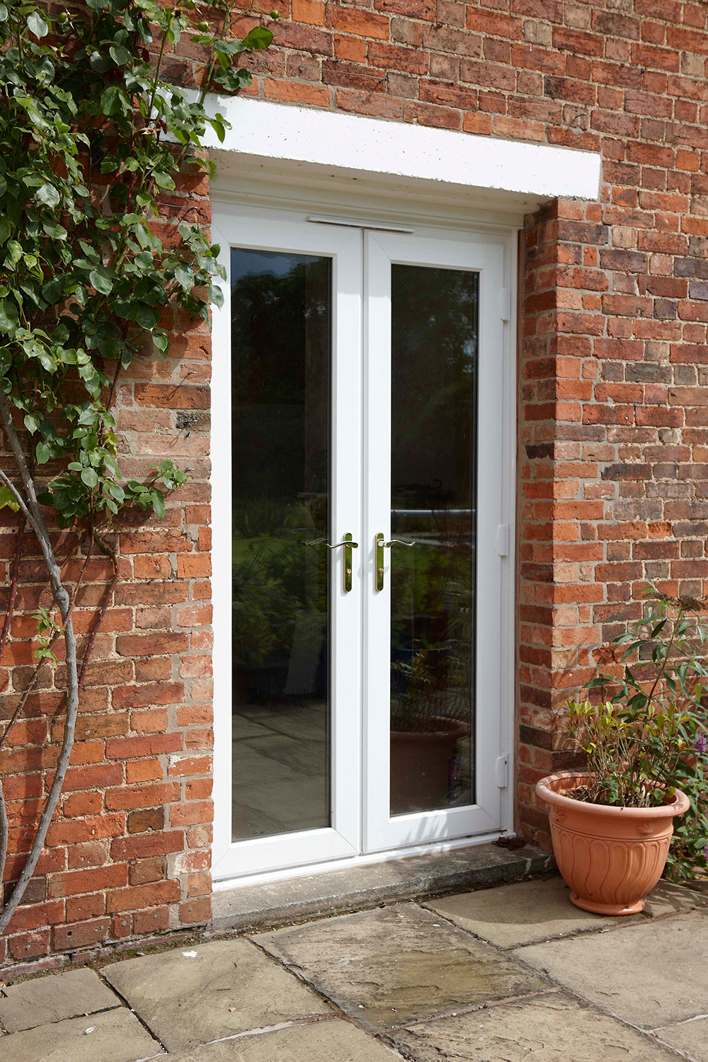 Doors gallery windowmate upvc home improvements for Plastic french doors