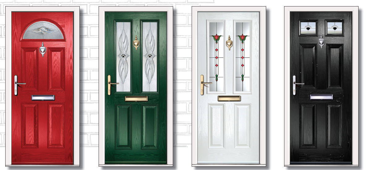 Windowmate now stocking WB Group Composite Doors and uPVC Panels