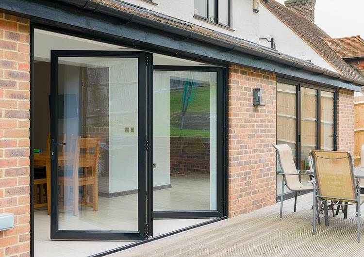 Bi Fold Doors Windowmate Upvc Home Improvements