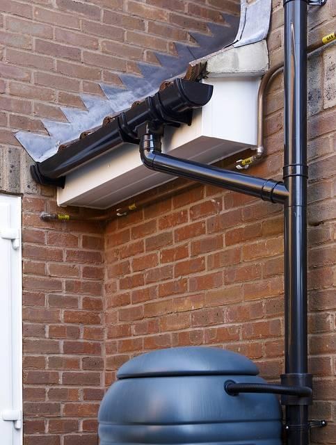 uPVC Guttering and Downpipes