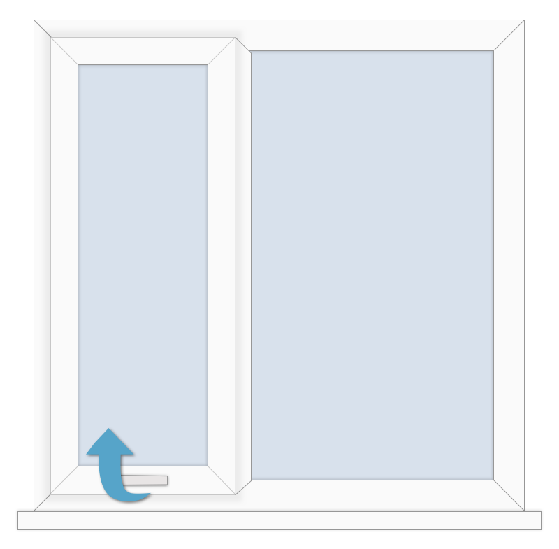 Casement Windows C132