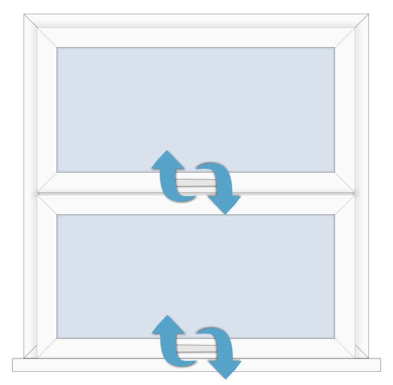 Reversible Windows R7